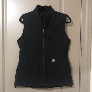 Black Carhartt Women's Vest - Size Small Regular